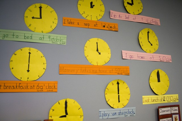 time managment for kids